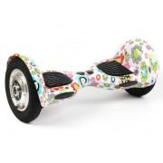 Гироскутер Smart Balance Wheel 10 дюймов Граффити