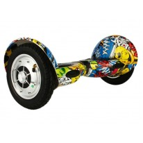 ГИРОСКУТЕР SMART BALANCE Wheel Suv 10 HIP-HOP (APP+Самобалас)