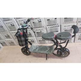 Электросамокат Eliprun с двумя сидениями 500w 12.Ah