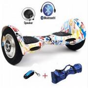 Гироскутер Smart Balance Wheel 10 дюймов Абстракция